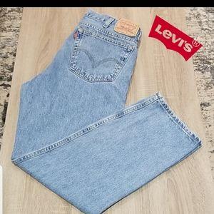 Levi's 516 Jean's.